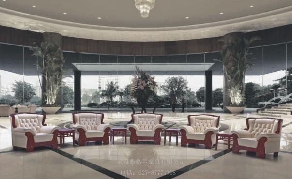 SF 013 办公沙发 武汉雅格兰家具有限公司 -办公沙发
