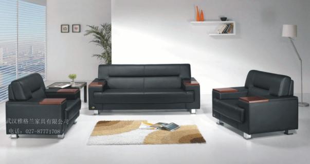 SF 003 办公沙发 武汉雅格兰家具有限公司 -办公沙发