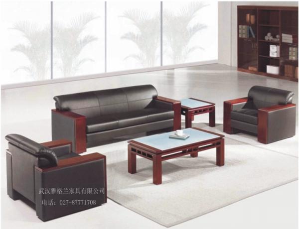 SF 006 办公沙发 武汉雅格兰家具有限公司 -办公沙发