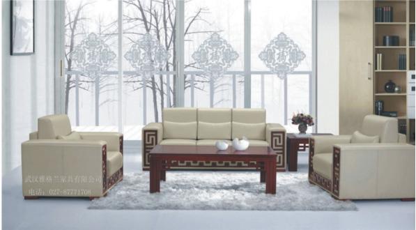 SF 011 办公沙发 武汉雅格兰家具有限公司 -办公沙发