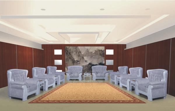 SF 014 办公沙发 武汉雅格兰家具有限公司 -办公沙发